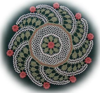 CROCHET FREE IRISH LACE PATTERN - Crochet Club