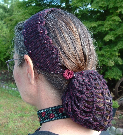Free Knitting Patterns For Snoods : FREE CROCHET SNOOD PATTERNS   Free Patterns